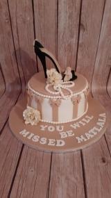 Stiletto Heel Show Cake